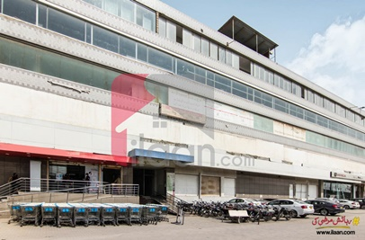 22000 Sq.ft Office for Rent (Fourth Floor) in Honda Showroom, Qayyumabad, Karachi