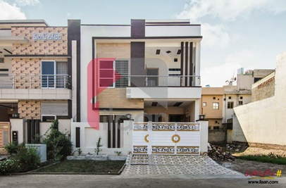 5 Marla House for Sale in Topaz Block, Park View City, Lahore