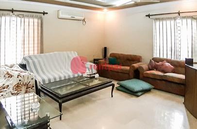 1 Kanal House for Rent (First Floor) near Gaddafi Stadium, Gulberg-3, Lahore