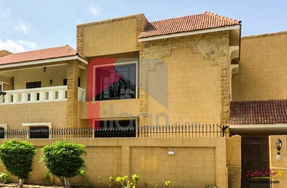 500 Sq.yd House for Rent in Phase 6, DHA Karachi