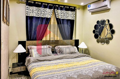 1 Bed Apartment for Rent in Block DD, Sector D, Bahria Town, Lahore (Furnished)